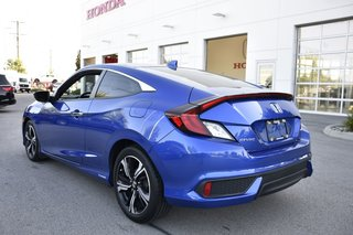 2016 Honda Civic Coupe TOURING - SUNROOF, B/U CAMERA, BLUETOOTH, NAVI