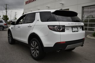 2017 Land Rover DISCOVERY SPORT HSE LUXURY - PARKING ASSISTANCE, NAVI, IDLE STOP