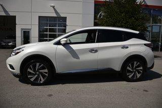 2015 Nissan Murano PLATINUM - 360 CAMERA, COOLED SEATS, LEATHER