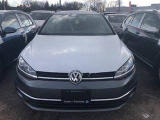 2019 Volkswagen GOLF SPORTWAGEN 1.8 TSI Comfortline