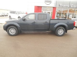 2019 Nissan Frontier Crew Cab SV Long Bed 4x4 Auto