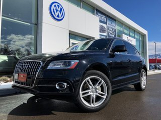 2017 Audi Q5 Tecknik Quattro W/Sunroof And Nav