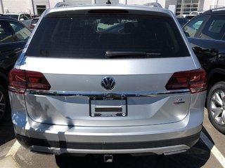 2018 Volkswagen Atlas TRENDLINE 3.6L V6 4MOTION