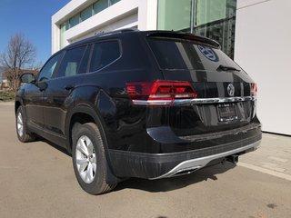 2019 Volkswagen Atlas TRENDLINE 3.6L V6 4MOTION