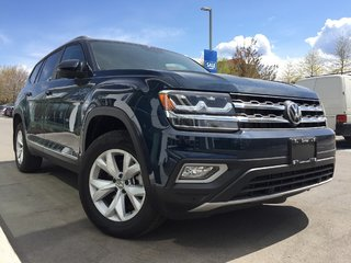 2019 Volkswagen Atlas HIGHLINE 3.6L V6 4MOTION