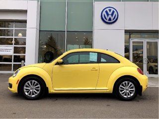 2015 Volkswagen Beetle Coupe 1.8T, Certified pre-owned