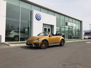 2017 Volkswagen Beetle CONVERTIBLE DUNE 1.8 TSI AUTO