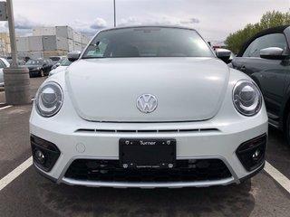 2018 Volkswagen Beetle DUNE 2.0T AUTOMATIC TRANSMISSION