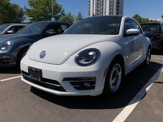 2018 Volkswagen Beetle COUPE COAST 2.0T AUTOMATIC TRANSMISSION