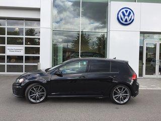 2017 Volkswagen Golf R 4MOTION W/ TECH MANUAL