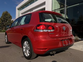 2012 Volkswagen Golf Diesel