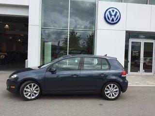 2012 Volkswagen Golf **DIESEL** HIGHLINE TDI DSG