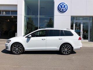 2015 Volkswagen GOLF SPORTWAGEN HIGHLINE