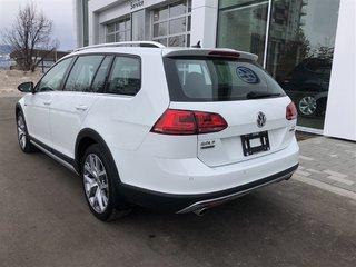 2017 Volkswagen Golf Alltrack AWD