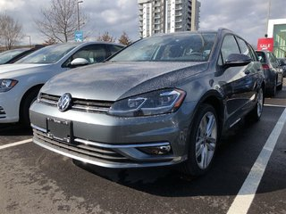 2018 Volkswagen Golf SPORTWAGEN 1.8 TSI HIGHLINE 6-SPEED MANUAL 4MOTION
