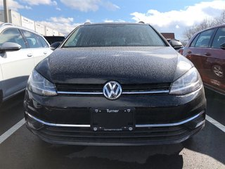 2018 Volkswagen Golf SPORTWAGEN 1.8 TSI TRENDLINE 6-SPEED MANUAL 4MOTION