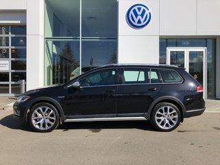 2018 Volkswagen GOLF ALLTRACK 4MOTION AWD W/ DRIVER ASSIST