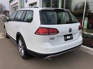 2019 Volkswagen Golf SPORTWAGEN 1.8 TSI ALLTRACK 6-SPEED EXECLINE AUTOM