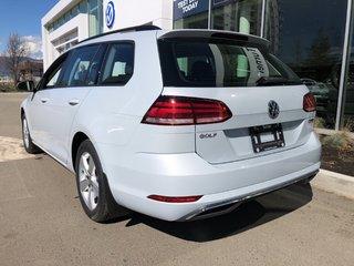 2019 Volkswagen Golf SPORTWAGEN 1.8 TSI COMFORTLINE 6-SPEED AUTOMATIC 4