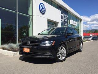 2015 Volkswagen Jetta **DIESEL** HIGHLINE W/ TECH PKG