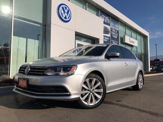 2016 Volkswagen Jetta Certified Pre-Owned