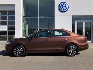 2016 Volkswagen Jetta COMFORTLINE 1.4T W/ SUNROOF