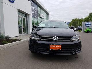 2017 Volkswagen Jetta WOLFSBURG EDITION 1.4T W/SUNROOF