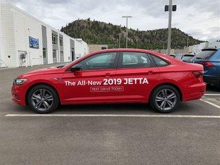 2018 Volkswagen Jetta HIGHLINE