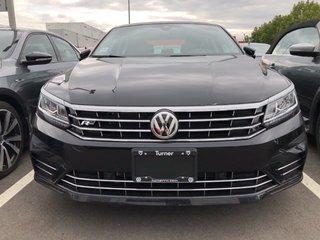 2018 Volkswagen Passat HIGHLINE 2.0 TSI 6-SPEED AUTOMATIC