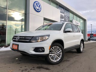 2016 Volkswagen Tiguan No accidents, locally owned