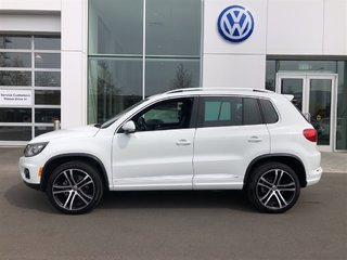 2017 Volkswagen Tiguan HIGHLINE 2.0 TSI 200HP 6SP AUTO W/TIPTRONIC4MOTION