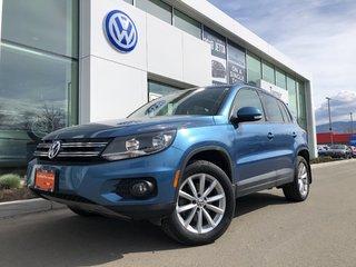 2017 Volkswagen Tiguan WOLFSBURG EDITION W/ SUNROOF