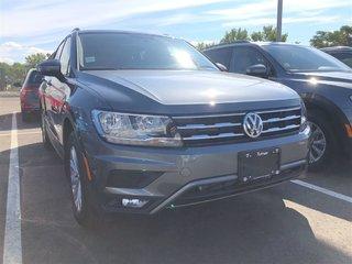 2018 Volkswagen Tiguan 2.0TSI TRENDLINE 8-SPEED AUTOMATIC