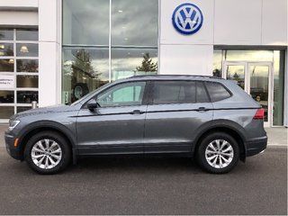 2018 Volkswagen Tiguan Well Equipped, All Wheel Drive, Certified