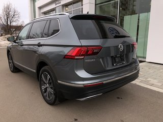 2018 Volkswagen Tiguan Loaded, no accidents, locally owned