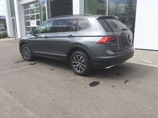 2019 Volkswagen Tiguan 2.0TSI COMFORTLINE 8-SPEED AUTOMATIC 4MOTION