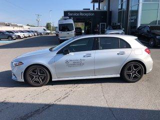 2019 Mercedes-Benz A-Class 4MATIC HATCH