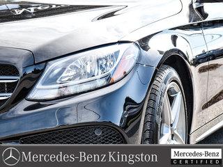 2016 Mercedes-Benz C-Class 4MATIC SEDAN