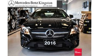 2016 Mercedes-Benz CLA250 Coupe