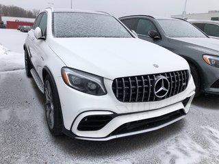 Mercedes-Benz GLC63 AMG S 4MATIC + SUV 2019