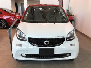 2018 smart Fortwo Electric drive cab