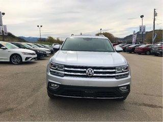 2018 Volkswagen Atlas 3.6 FSI Highline