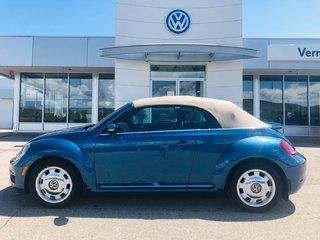 2018 Volkswagen Beetle Convertible Coast Edition
