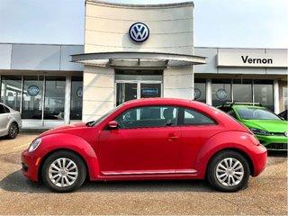 2016 Volkswagen Beetle 1.8 TSI Trendline with WARRANTY