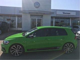 2018 Volkswagen Golf R 2.0 TSI