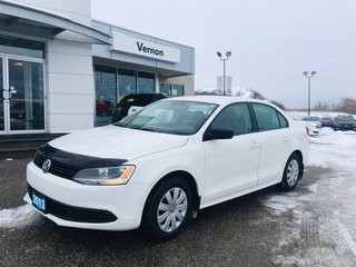 2013 Volkswagen Jetta 2.0L Trendline+ with WARRANTY
