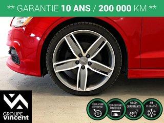 Audi A3 S LINE PROGRESSIV ** GARANTIE 10 ANS ** 2015