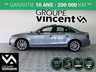 Audi A4 S LINE PROGRESSIV PLUS AWD ** GARANTIE 10 ANS ** 2015