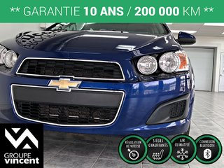 Chevrolet Sonic LT ** GARANTIE 10 ANS ** 2013