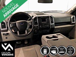 Ford F-150 XLT CREW CAB 4X4 ** GARANTIE 10 ANS ** 2016